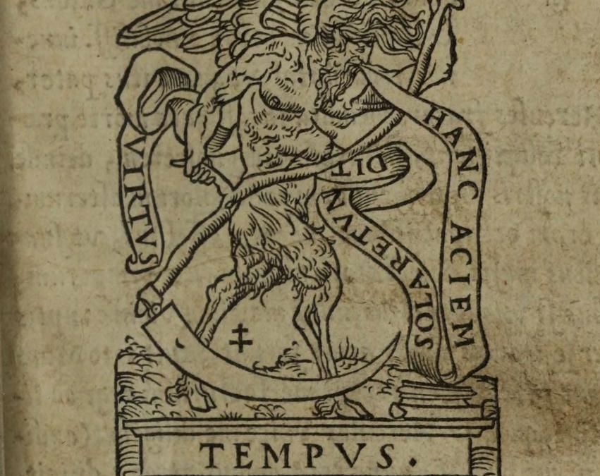 Simbología funeraria: Cronos, el Padre Tiempo