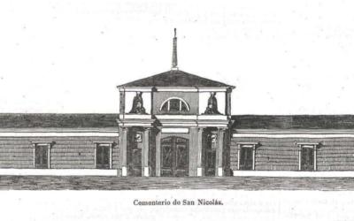 Cementerio Sacramental de San Nicolás